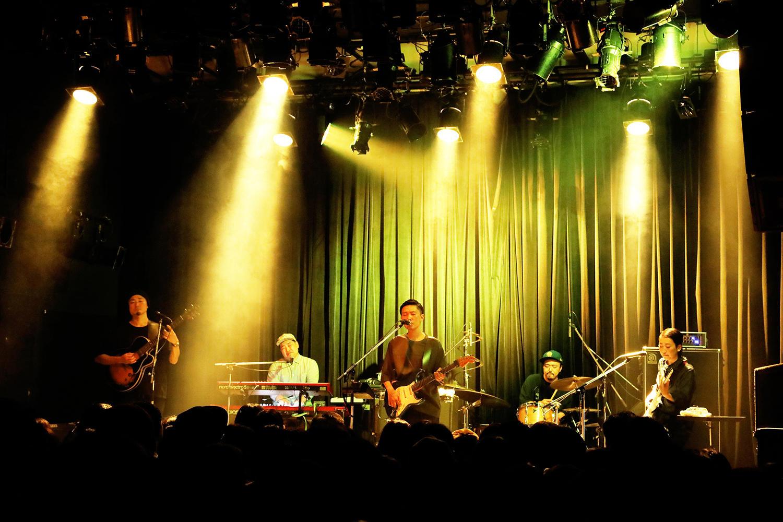 bonobosが12月3日に東京・代官山UNITでワンマンライブ「東海道三次 Vol.9」を開催