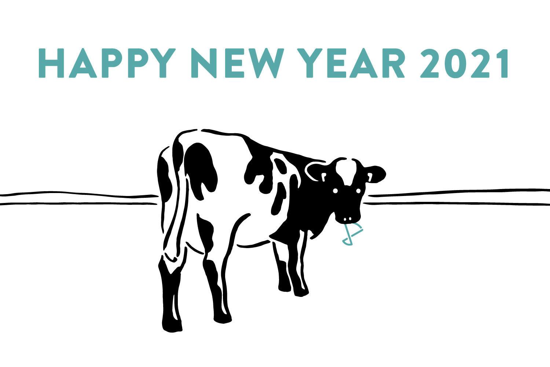HAPPY NEW YEAR 2021!新年のご挨拶