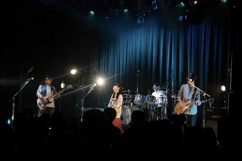"""インナージャーニー、結成2周年記念ワンマンを渋谷WWW Xで開催。その場所に刻んだ""""忘れたくない想い"""""""