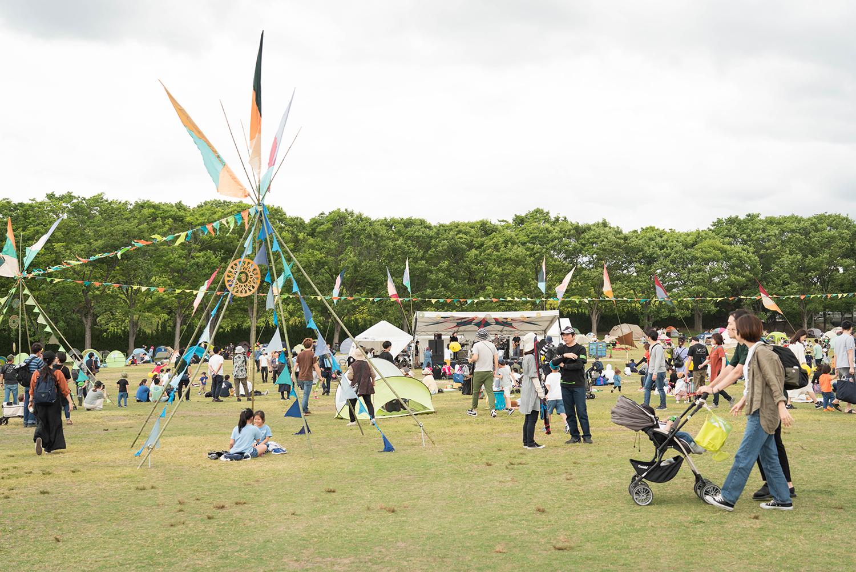 アウトドアの魅力を体感!関西最大級のアウトドアイベント「OUTDOOR PARK 2019」に行ってきた。