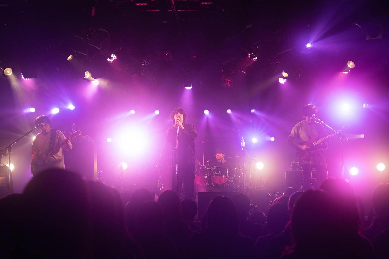 ユアネス東名阪自主企画ライブ@渋谷 CLUB QUATTRO ライブ写真