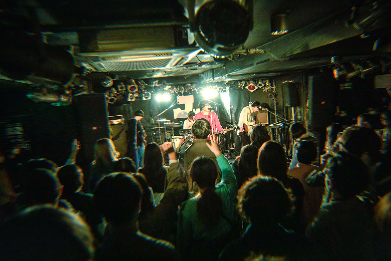 ユレニワ、全国ツアー『JURENIWA IS WORLD TOUR』今のユレニワのすべてが詰まったファイナルワンマン公演