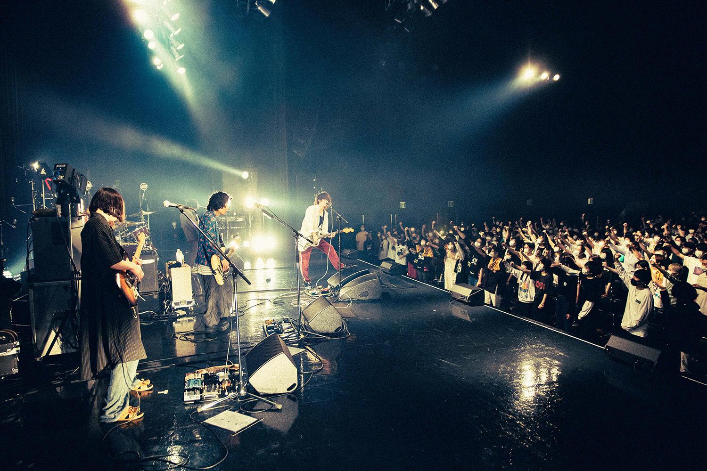 teto、最強のロックバンドの姿を魅せた47都道府県ツアーファイナル公演「今のteto、間違いなく過去最高。」