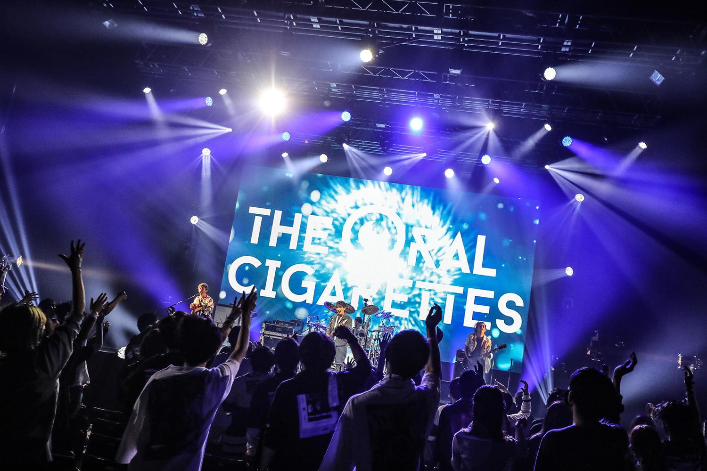 THE ORAL CIGARETTES、2days開催の有観客ライブ「一緒にライヴとライヴハウスを守っていきましょう」