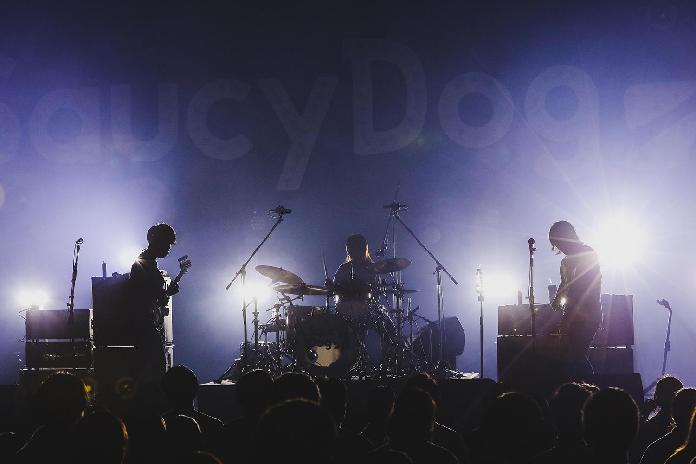 Saucy Dog、全国ツアー初日「本当はずっと、あなたと目を向き合わせてライブがしたかったです。」