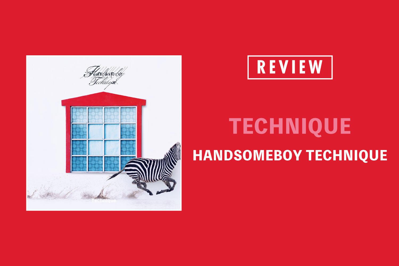 HANDSOMEBOY TECHNIQUE「TECHNIQUE」──12年ぶりの新作で描き出す、めくるめくポップ・サイケデリア