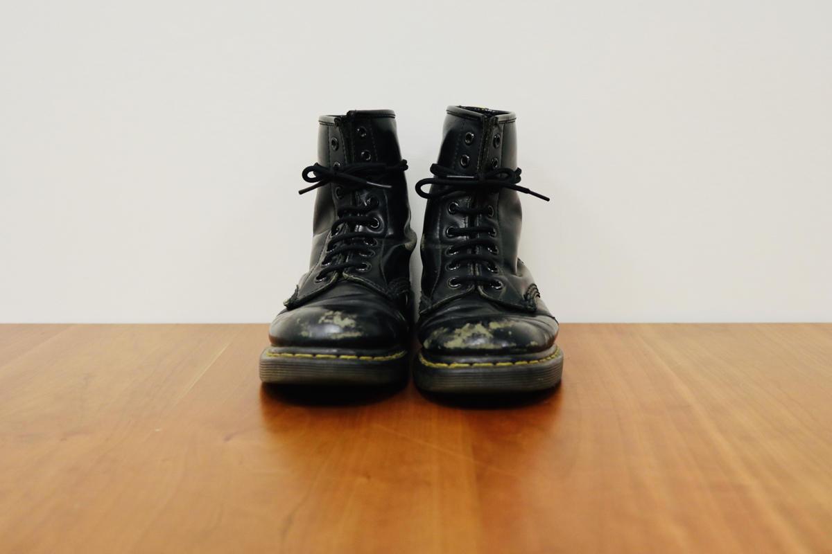 新しい靴で新生活を始めよう。一足は持っておきたいドクターマーチンの魅力