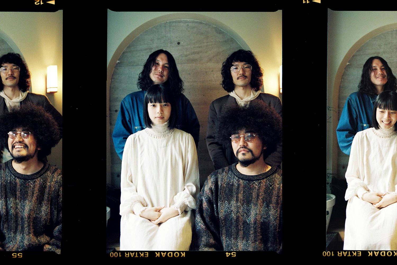 カネコアヤノ、初めてバンドメンバー全員で語り合う、4人の出会いから最新アルバム『よすが』まで