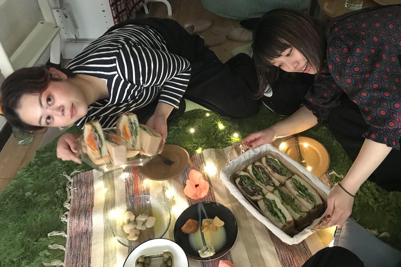 毎年開く誕生日パーティーの食事.jpg