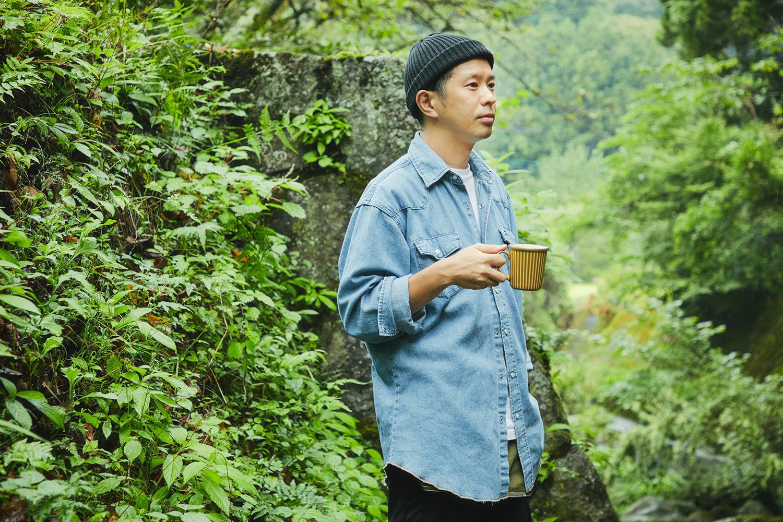 Keishi Tanakaが語る、アウトドア。そしてツアーで感じた新しい感覚と新曲について。