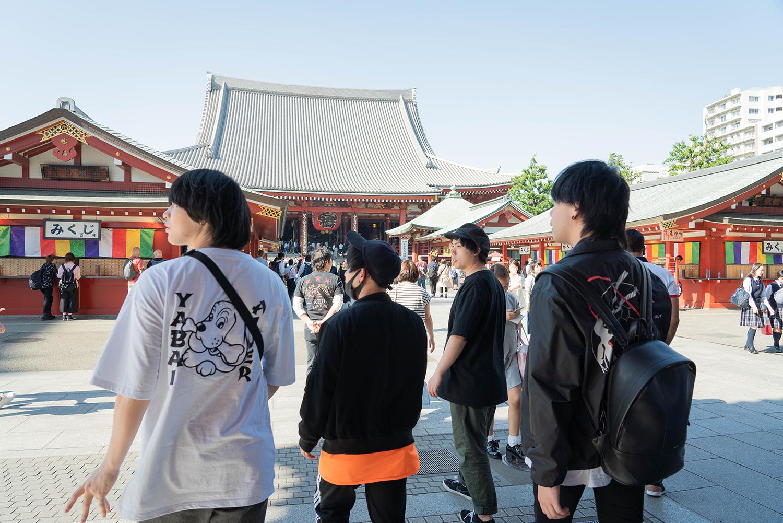 ユアネス、上京して1年強。大都会東京で今の心境を語る。