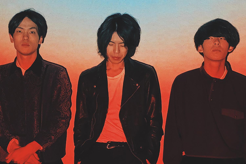 兵庫県発の3人組サイケデリックバンド・Daisy Jaine、スタジオ・ライブ映像を公開