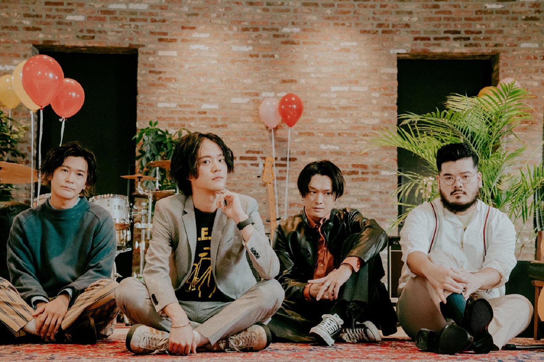 FIVE NEW OLD、7/17(金)に配信シングル「Vent」リリース!