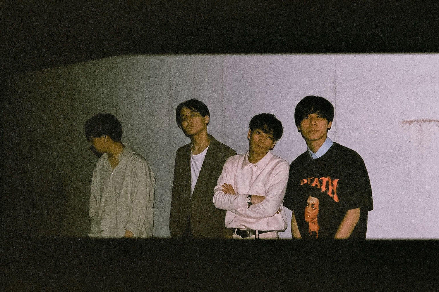 Faded old city、New EP「First-EP」リリース決定!EP収録曲「Patchwork」を先行デジタルリリース!!