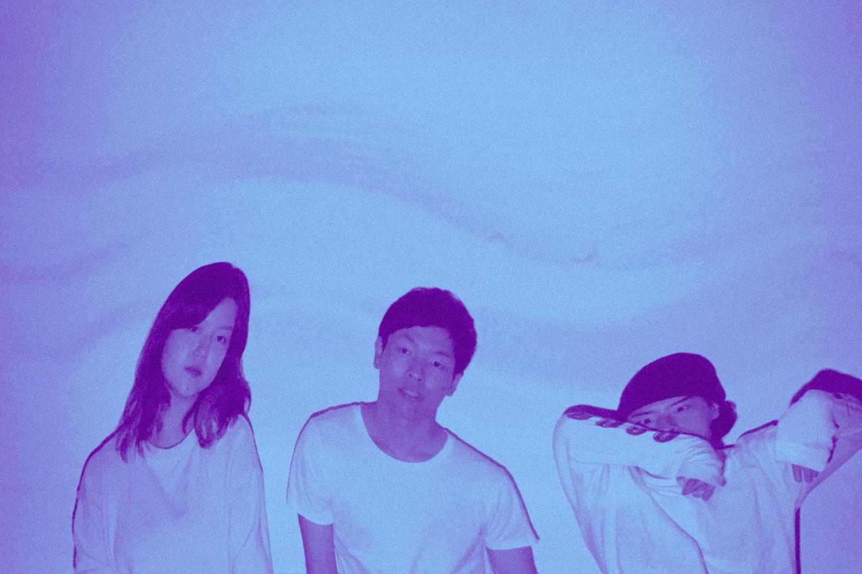 神戸発、新鋭サイケポップバンドPROCYONが配信シングル「Utopia」をデジタルリリース!