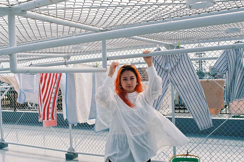 Furukawa Sarah、1stAL「THE RANDOM BIRD」から多幸感溢れる春の恋愛ソング「寝ても覚めても」デジタルリリース!