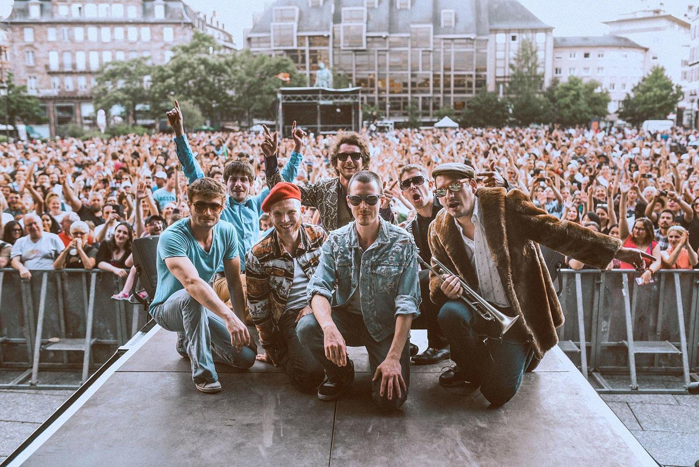 Funkindustry、フルアルバムデジタルリリース&収録曲「Baby I Guess」MV公開!