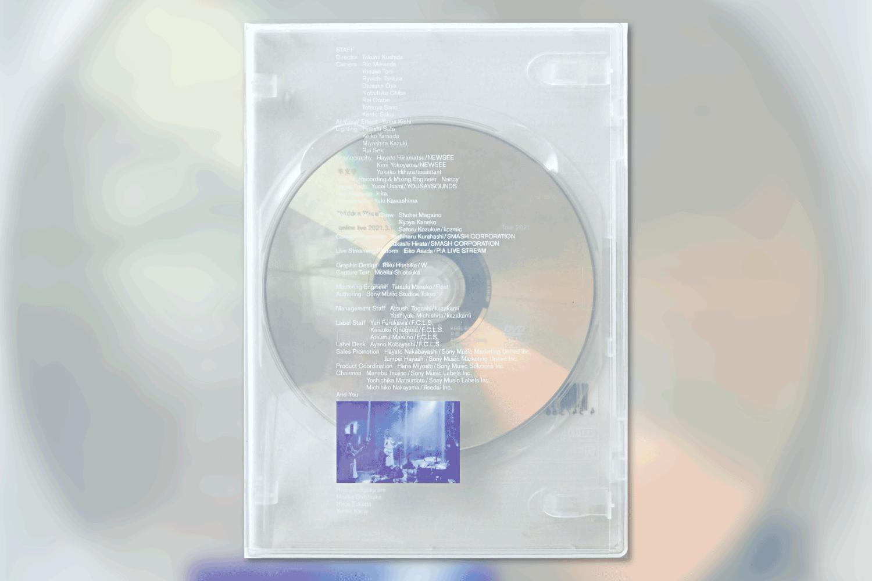 羊文学、初の映像作品となるライブDVDをリリース