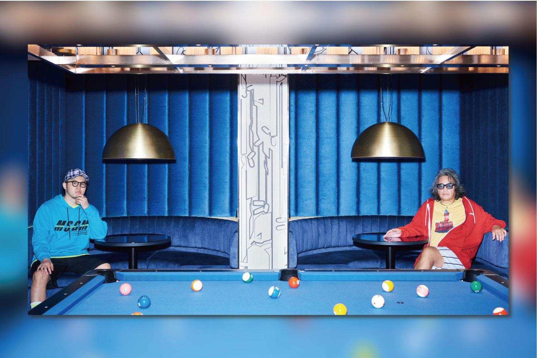 Kotaro Saito、内山肇「Waterfall - Not Alone」リリース&10月オープンのホテル「アロフト東京銀座」コラボMV公開!