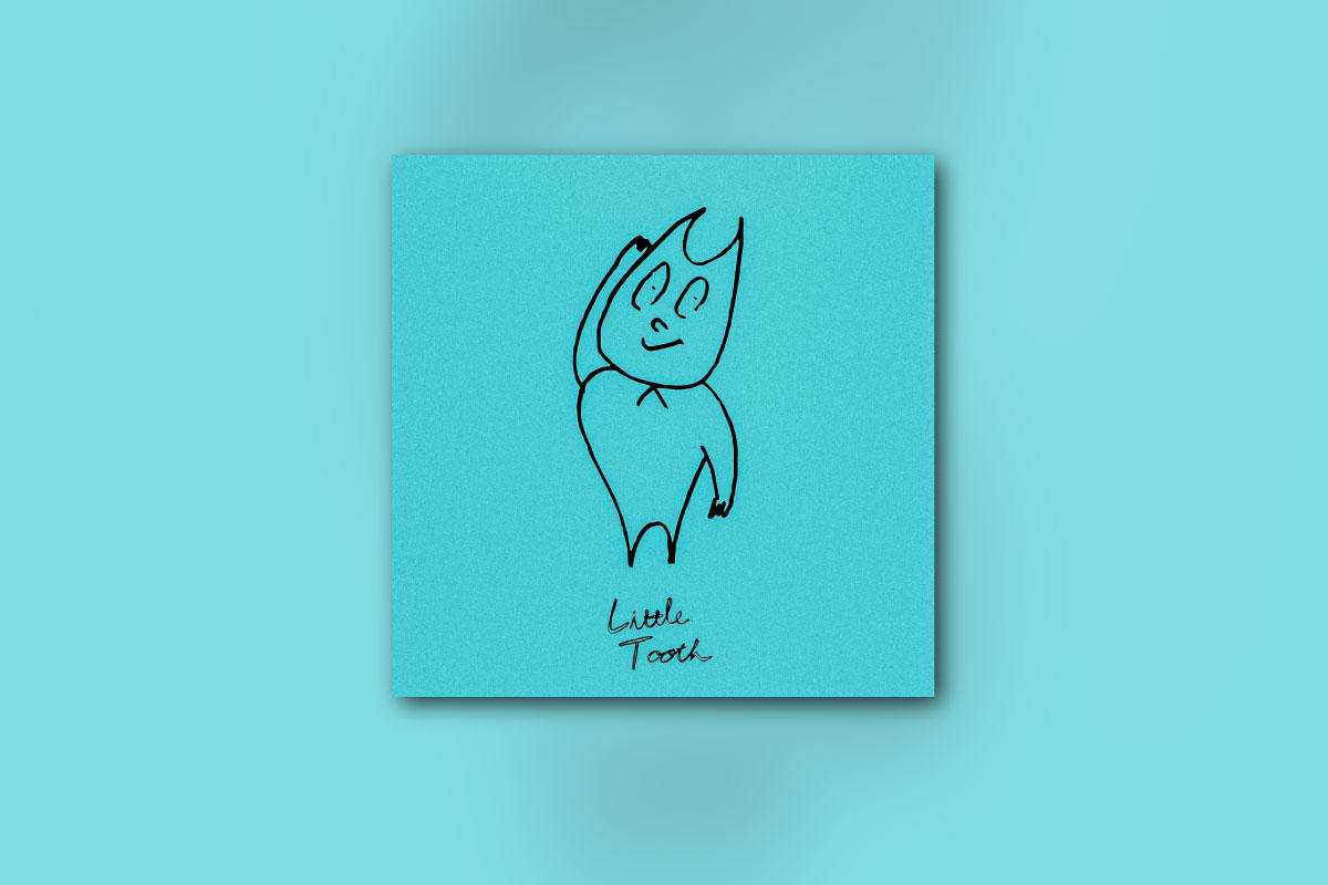 Helsinki Lambda Clubの橋本薫ソロプロジェクトLittle Tooth、本日1stEP配信スタート&2ndEPのリリースも決定!