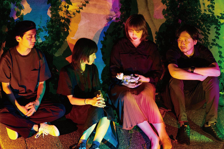 SACOYANS、2nd Album「Gasoline Rainbow」から先行配信「家」デジタルリリース!