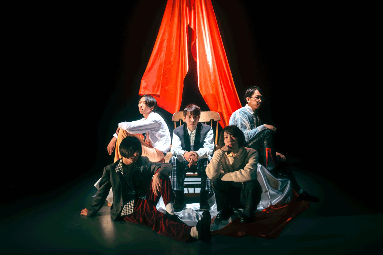 神戸のThe People、完全リモート制作のニューシングル「Like a Baloon」リリース!