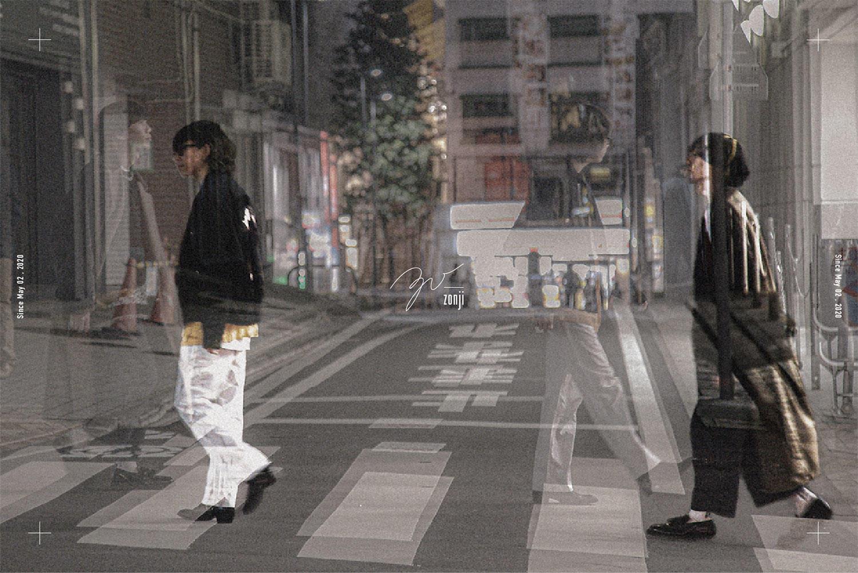 在宅系バンドユニットzonji、心の隙間を描く新曲「hakanai」6/2リリース!