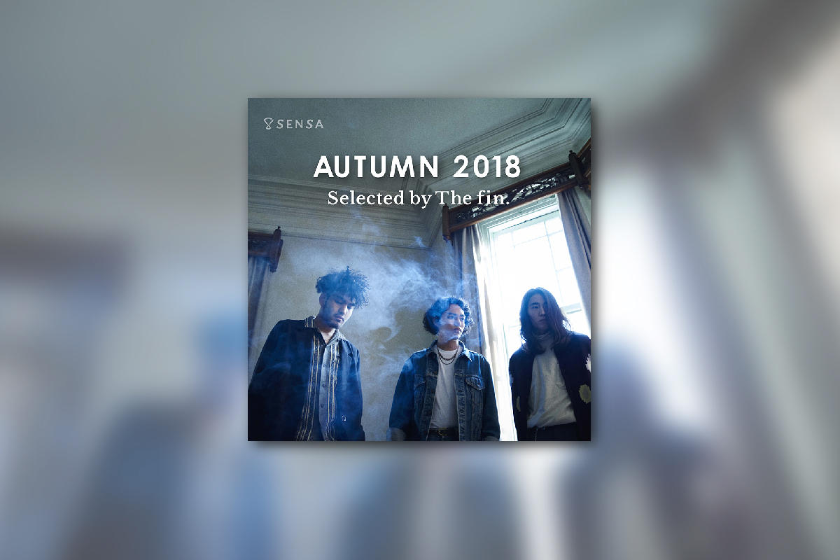 AUTUMN 2018 Selected by The fin.