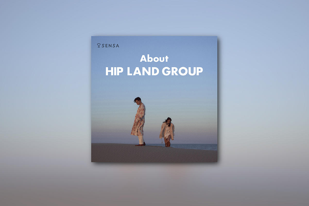About HIP LAND GROUP -2019.09-
