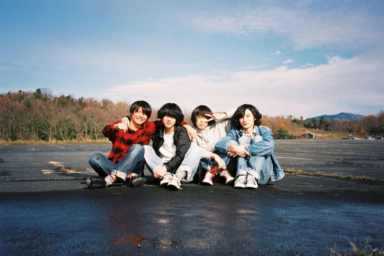 滋賀発!爆音フォークソング部の補欠4Pバンド「The Dragers」