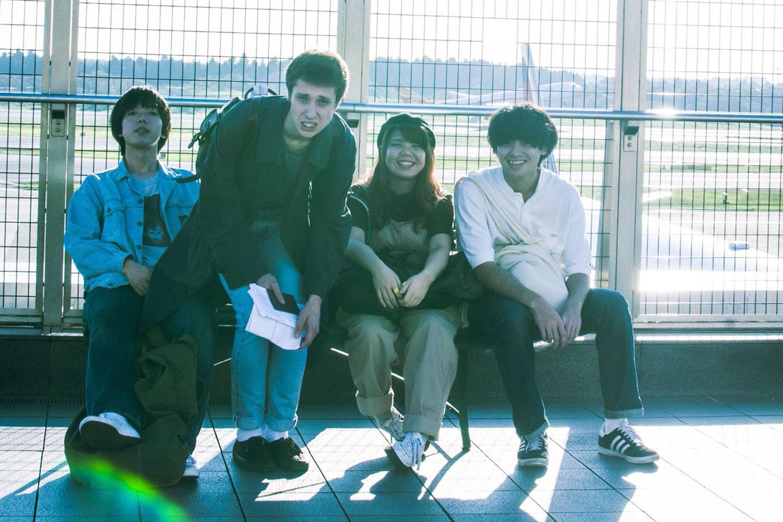 日本・イタリア 混成バンド 「Fukai Nana」