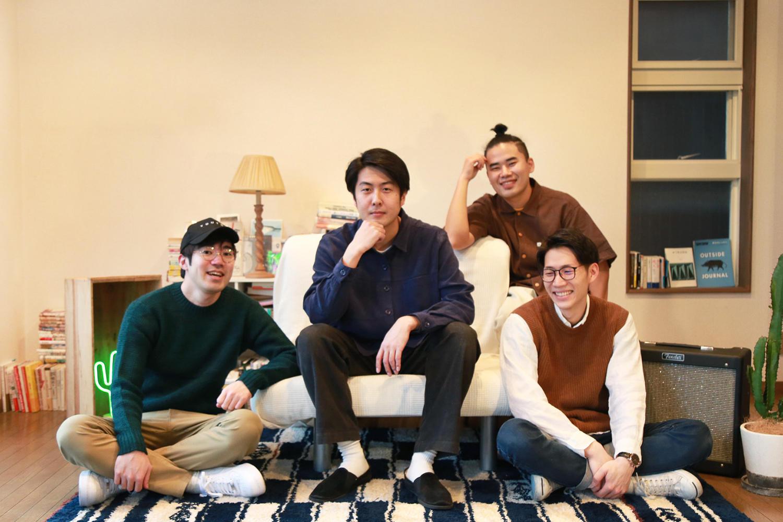 気楽に生きるニューミュージック「Saboten Neon House」